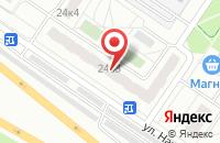 Схема проезда до компании Типография Артес в Екатеринбурге
