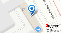 Компания Перкона на карте
