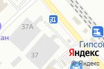 Схема проезда до компании Эталон Лифт в Екатеринбурге
