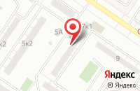 Схема проезда до компании Уральский банк Сбербанка России в Екатеринбурге