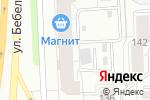 Схема проезда до компании Центр детской нейропедагогики в Екатеринбурге