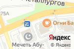 Схема проезда до компании Мама Люба в Екатеринбурге