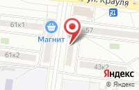 Схема проезда до компании Корпорация Виртуальный Город в Екатеринбурге