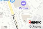 Схема проезда до компании Best Bride в Екатеринбурге