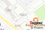 Схема проезда до компании МАСТЕР МФУ в Екатеринбурге