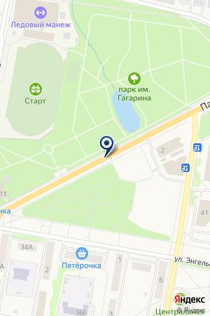 АГЗС СГ-АВТО на карте Верхней Салды