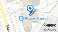 Компания НТК Интерфейс на карте