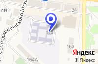 Схема проезда до компании ДЕТСКИЙ САД N 5 ЗОЛОТОЙ КЛЮЧИК в Кыштыме