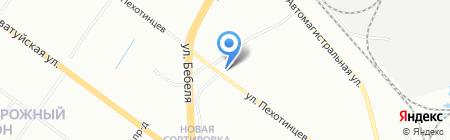 Удобные деньги на карте Екатеринбурга
