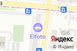 Схема проезда до компании СпецТехноПарк в Екатеринбурге