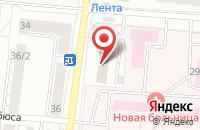 Схема проезда до компании Деловой мир Урала в Екатеринбурге
