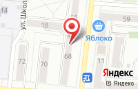 Схема проезда до компании Стандарт в Екатеринбурге