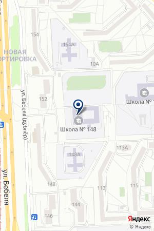 Фитнес Шейп на карте Екатеринбурга