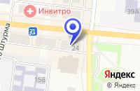 Схема проезда до компании МАГАЗИН КАНЦКЛАСС в Кыштыме