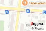 Схема проезда до компании Бакалея в Екатеринбурге