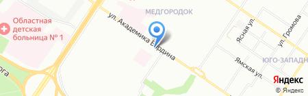 Lightning Service For You на карте Екатеринбурга