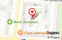 Схема проезда до компании АГД Клиник в Давыдово