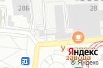 Схема проезда до компании Компания в Екатеринбурге