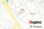 Схема проезда до компании Феникс в Екатеринбурге