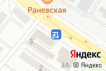 Схема проезда до компании Супра-М в Екатеринбурге