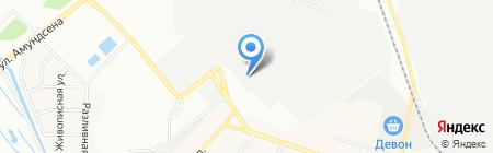 КАПИТАЛ ТРАНС на карте Екатеринбурга