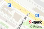 Схема проезда до компании LOGO.ru в Екатеринбурге