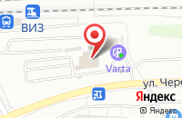 Схема проезда до компании РТ12 в Знаменском