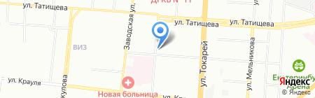 Мясная классика на карте Екатеринбурга