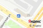 Схема проезда до компании СуперСтрой в Екатеринбурге