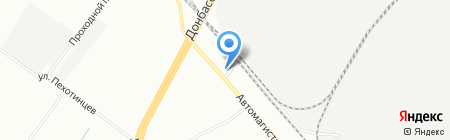 ЛИДЕР на карте Екатеринбурга