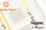 Схема проезда до компании Стандарт Охраны Труда и Экологии в Екатеринбурге