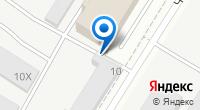 Компания Дельта на карте