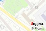 Схема проезда до компании Кона в Екатеринбурге