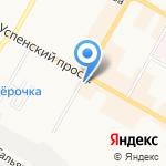 Lena S на карте Верхней Пышмы
