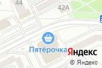 Схема проезда до компании АБМ-сервис в Екатеринбурге