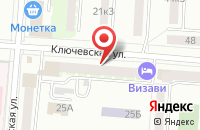 Схема проезда до компании Эсент в Екатеринбурге