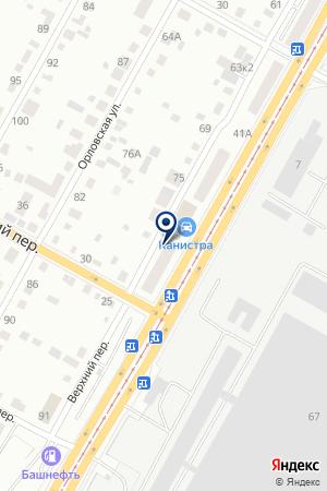Острова на карте Екатеринбурга
