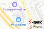 Схема проезда до компании Автомойка самообслуживания в Екатеринбурге