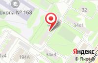 Схема проезда до компании Офсет - Бюро в Екатеринбурге