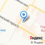Равис-птицефабрика Сосновская на карте Верхней Пышмы
