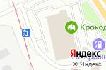Схема проезда до компании АНТЭП в Екатеринбурге