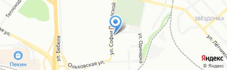 ТрансКар на карте Екатеринбурга