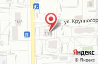 Схема проезда до компании Третья Столица в Екатеринбурге