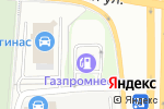 Схема проезда до компании Ниста в Екатеринбурге