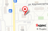 Схема проезда до компании АтомЭнергоСнаб в Екатеринбурге