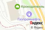 Схема проезда до компании Автома`x в Екатеринбурге