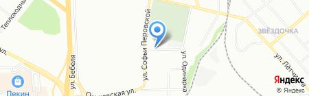 ATK96 на карте Екатеринбурга