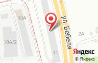Схема проезда до компании Агромир в Екатеринбурге