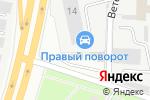 Схема проезда до компании Автокомплекс в Екатеринбурге