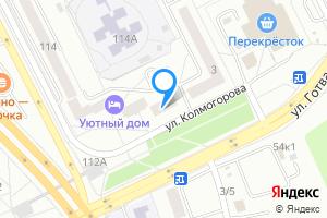 Снять однокомнатную квартиру в Екатеринбурге м. Динамо, Свердловская область, улица Бебеля, 108